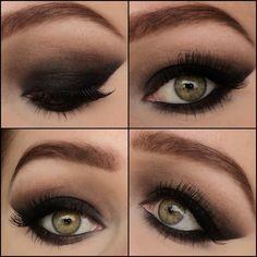 Sexy Smokey Eyes