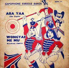"""Aba Yaa- Ebo Taylor""  Afrobeat/Highlife from Ghana"