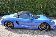 Boxster Spyder, Porsche Boxster, Porsche 911, Most Beautiful Models, Saudi Arabia, Concept Cars, Luxury Cars, Wheels, Garage