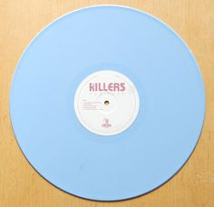 The Killers – Hot Fuss blue vinyl