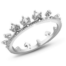 Elegant Queen's Silver Crown Ring For Women Punk New Brand Fashion Crystal Jewellery Lady Rings Femme Bijoux nz290     Tag a friend who would love this!     FREE Shipping Worldwide     Get it here ---> http://ebonyemporium.com/products/elegant-queens-silver-crown-ring-for-women-punk-new-brand-fashion-crystal-jewellery-lady-rings-femme-bijoux-nz290/    #black_hairstyles