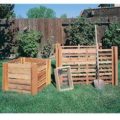 Buy Composting Bins Plan No 841 at Woodcraft