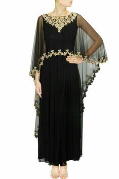 Women's Fashion Plus Size Chiffon Outerwear Patchwork Sexy Black Maxi Dress Evening Party Prom Dress Western Dresses, Indian Dresses, Pakistani Dresses, Indian Outfits, Western Wear, Prom Party Dresses, Prom Dress, Wedding Dress, Designer Gowns