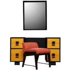 Herman Miller Vanity Set by Gilbert Rohde. Asking: $4,000