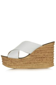 Topshop Workit Wedge Sandals. Shop this and 31 other sandals perfect for your closet this spring.