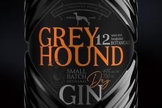 Firstbase Unveils the Black Pearl of Goa, a Greyhound Artisanal Gin - World Brand Design Wine Design, Bottle Design, Design Agency, Branding Design, Gin Brands, Western Coast, Article Design, Creativity And Innovation, Packaging Design Inspiration