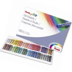 Pentel Arts Oil Pastels Set of 50 Pastels Drawing Letters, Oil Pastels, French Artists, Art Oil, Lettering, Google Search, Tracing Letters, Oil On Canvas, Brush Lettering
