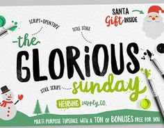 "Check out new work on my @Behance portfolio: ""Glorious Sunday - Released!"" http://be.net/gallery/32434007/Glorious-Sunday-Released"