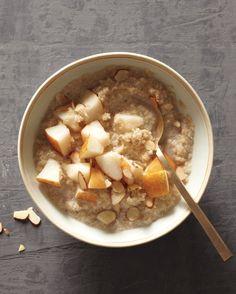 Cardamom Quinoa Porridge