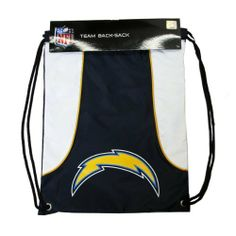 NFL San Diego Chargers Backsack, Navy by Concept 1. $14.42