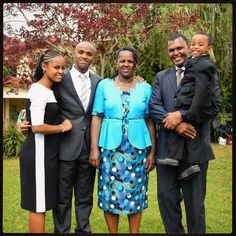 My family and I serving as pioneers in Kenya. Thanks for sharing @pishpeterpish