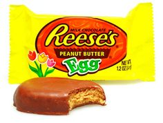 The best Reese's there is...The Easter Egg