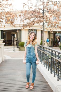 6 Stylish Ways To Wear Your Overalls