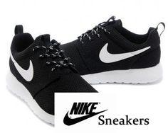 pretty nice 1810b 7cf8b  21 Nike on. Zapatillas NikeBlancoNegroZapatillas ...