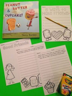 Teaching friendship to students in the primary classroom- book, anchor chart, and activities for friendship Teaching Friendship, Friendship Lessons, Friendship Activities, Friendship Theme, Preschool Friendship, Elementary School Counseling, School Social Work, School Counselor, Career Counseling