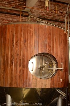 Grey Sail Brewing Co. fermentors; Located in the seaside city of Westerly, RI. Equipped to produce up to 4,000 barrels of handcrafted beer per year.