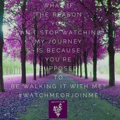 Walking with someone is much better then walking alone come  join my Team and together we can Uplift Empower Validate yourself and women one day at a time  @ www.youniqueproducts.com/adasrosieeyes
