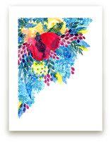 Flowers Everywhere Art Prints