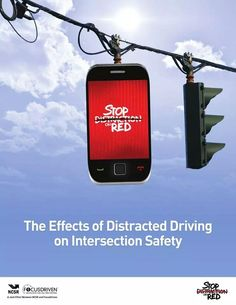 Stop on Red embedded image permalink Drive Safe Quotes, Safety Quotes, Dont Text And Drive, Distracted Driving, Safety Tips, Embedded Image Permalink, Truck, Advertising, Red