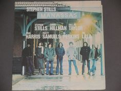 "ANNIVERSARY SALE Manassas - Stephen Stills - ""Hide It So Deep"" - ""Johnny's Garden"" - Warner Brothers Records 1972 - Vintage Gatefold Vinyl 2"