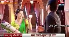 Sanaya Irani & Ashish Sharma offscreen laughing and fooling around Rangrasiya