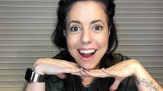 Ando usando um antirrugas com veneno sintético de cobra. 🐍 / Paola Gavazzi - truques de maquiagem