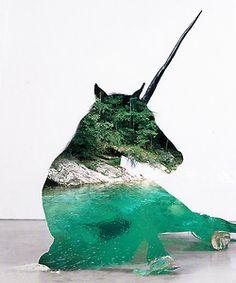 ruineshumaines:    Paradise Unicorn by Matt Wisniewski | On Tumblr.