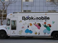San Francisco Public Library Bookmobile | Flickr - Photo Sharing!