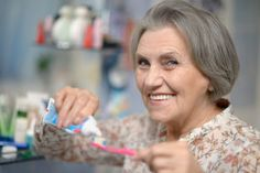 October is National Dental Hygiene Month. Although everyone has heard about the importance of taking care of teeth and gums and maintaining frequent trips to their dentist, the elderly have additional aspects to consider.