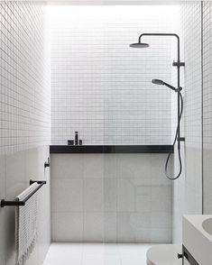 "462 Likes, 4 Comments - Dot➕Pop Interiors - Eve Gunson (@dotandpop) on Instagram: ""Boys bathroom   #concreteconcealhouse by @tecture_ Photo @shannonmcgrath7 Styling & Art Direction…"""