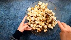 Baharatlı Kruton Tarifi-Spicy Kruton Recipe