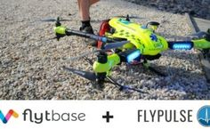 FlyPulse Join Hands with FlytBase to build a network of life-saving drones