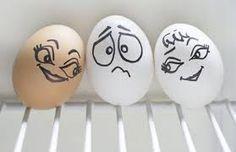 engraçados ovos