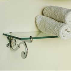 This Stratford #shelf is ideal for storing any #bathroom #essentials elegantly