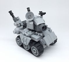 LEGO METAL SLUG_07   Lego Mech !! More robot,weapon,mecha ar…   Flickr