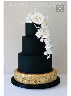 Imagen de cake, food, and wedding cake