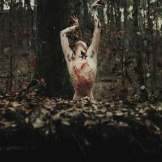 Ressurection // Immortality (The nature of man. by alex stoddard, via Flickr)