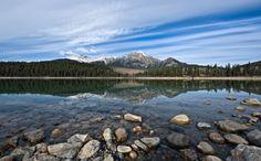 Patricia Lake is a lake in Jasper National Park, Alberta, Canada,