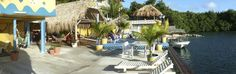 Limestone Holidays  $85-135/nt.  In an area that is a distance from town (main town) but very popular location and loved beaches