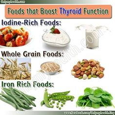 Foods To Stimulate Thyroid