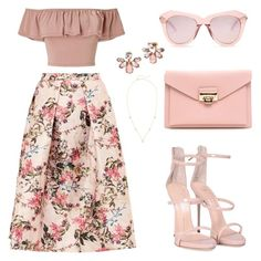 Designer Clothes, Shoes & Bags for Women Night Outfits, Classy Outfits, Spring Outfits, Cute Outfits, Long Sleeve Midi Dress, Karen Walker, Future Fashion, Teen Fashion Outfits, Elegant Outfit