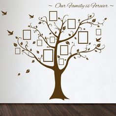 House Ideas Je Mckay Wall Sticker Decals Family Tree Wall Decal ...