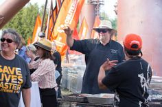 We are thrilled to announce that Tom Douglas Catering, owned by Seattle's chef extraordinaire Tom Douglas, is returning to Obliteride! TDC will cook up a delicious feast at the Friday night kickoff party at Gas Works Park. #obliteride #fredhutch #fredhutchinson #cancer #seattle #endcancer #iridefor...