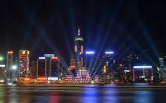 Hong Kong. - AFP
