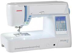 Máquina de Costura Janome SKYLINE S5 com as melhores condições você encontra no site do Magazine Luiza. Confira!