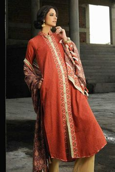 Turkish & Ikat Winter Collection 2012 by Khaadi