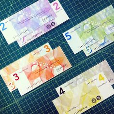 Currency Design on Behance