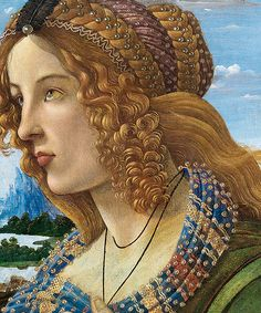 It is possible to memorise Caterina Sforza's facial features. This enables us to recognise this extraordinary woman in paintings, altarpieces, mythological scenes and frescoes, even when she has not been depicted with her specific symbols or the symbols of her family...