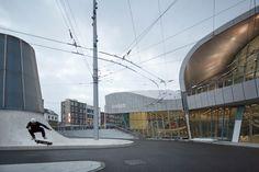 UNStudio, Frank Hanswijk, Ronald Tilleman, Siebe Swart · Arnhem Central Station