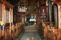 Urnes stavkyrkje - Kirker i Norge